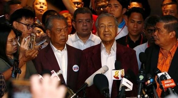 رئيس الوزراء الماليزي، مهاتير محمد (أرشيف)