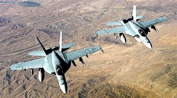 طيران التحالف الدولي في أفغانستان (أرشيف)