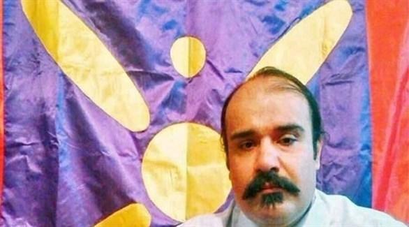المعارض الإيراني وحید صیادی نصیری (أرشيف)