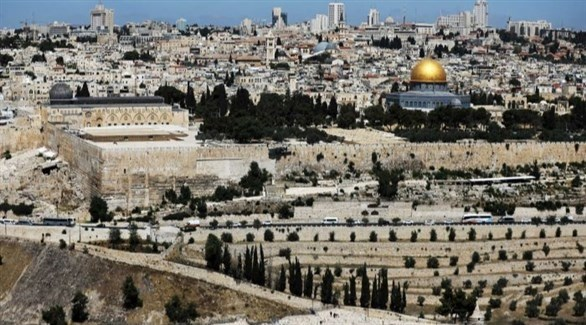 قبة الصخرة في القدس المحتلة (أرشيف)