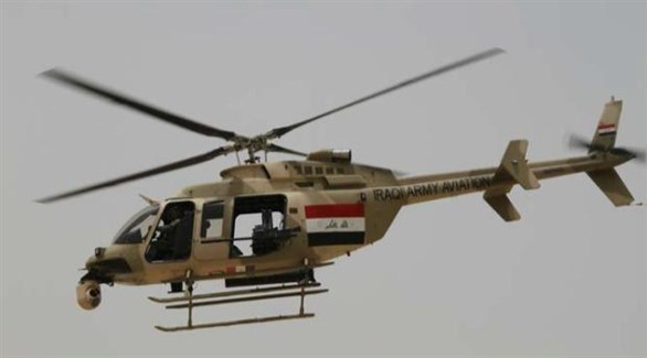 مروحية عسكرية عراقية (أرشيف)