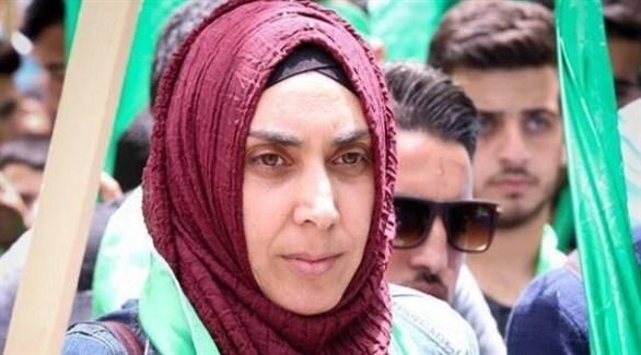 المعتقلة الفلسطينية سوزان أبو غنام (أرشيف)