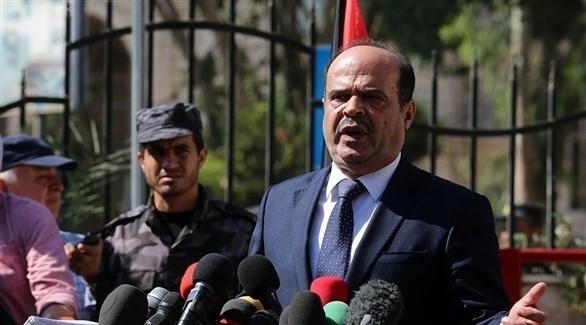 المتحدث باسم حكومة الوفاق يوسف المحمود (أرشيف)