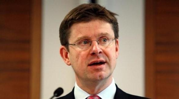 وزير الأعمال البريطاني جريغ كلارك (أرشيف)