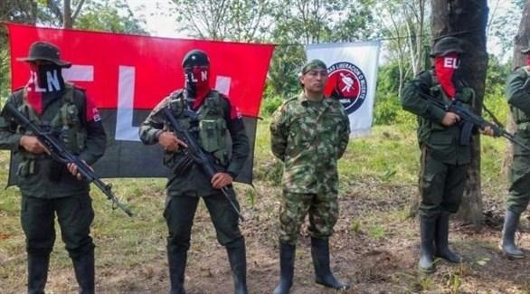 جيش التحرير الوطني في كولومبيا (أرشيف)