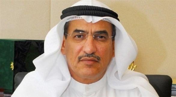 وزير الكهرباء والماء الكويتي بخيت الرشيدي (أرشيف)