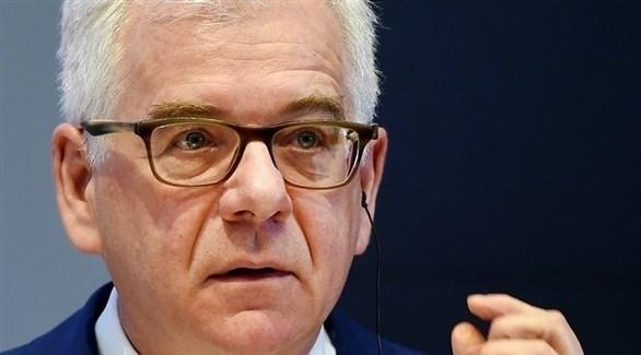 وزير خارجية بولندا ياتسيك تشابوتوفيتش (أرشيف)