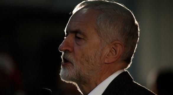 زعيم حزب العمال البريطاني المعارض جيرمي كوربين (أرشيف)