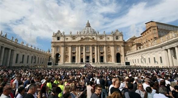 كنيسة القديس بطرس في الفاتيكان (أرشيف)