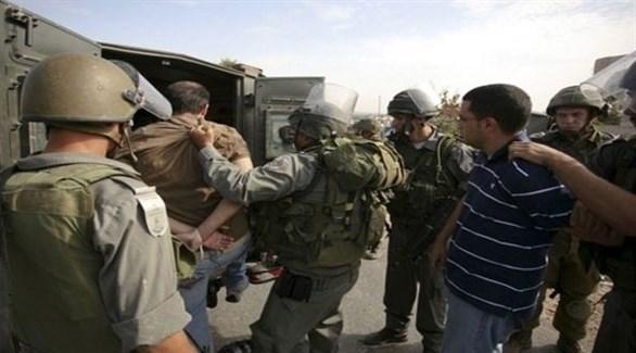 الجيش الإسرائيلي ينفذ حملة اعتقالات في الضفة الغربية (أرشيف)