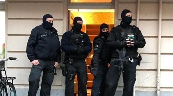 عناصر أمن ألمانية (أرشيف)