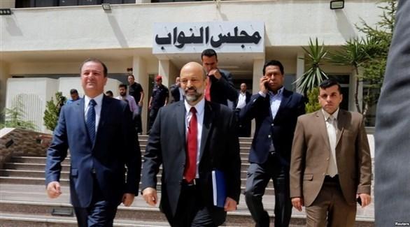 رئيس الوزراء الأردني، عمر الرزاز (أرشيف)