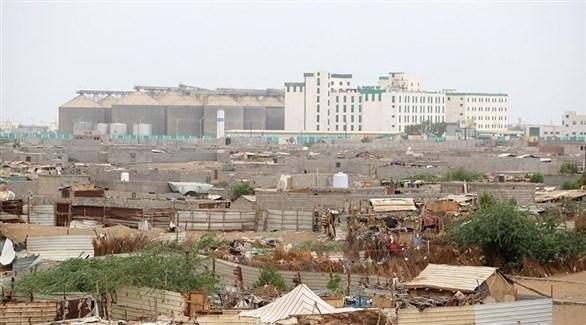 مطار الحديدة في اليمن (الأرشيف)