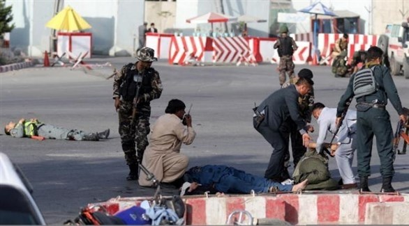 قتلى وجرحى من الجيش الأفغاني بهجوم إرهابي لحركة طالبان في العاصمة كابول (أرشيف)