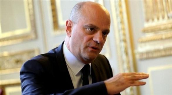 وزير التربية الوطنية الفرنسي جان-ميشال بلانكيه (أرشيف)