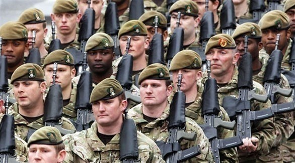 جنود بريطانيون (أرشيف)
