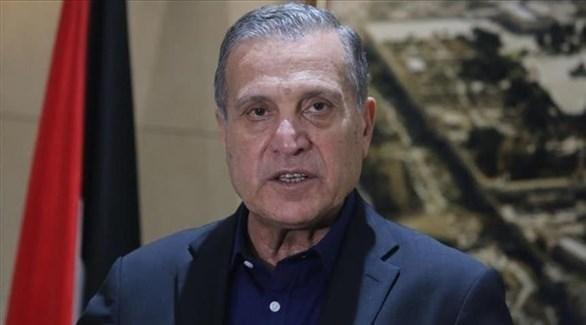 وزير الإعلام الفلسطيني نبيل أبو ردينة (أرشيف)