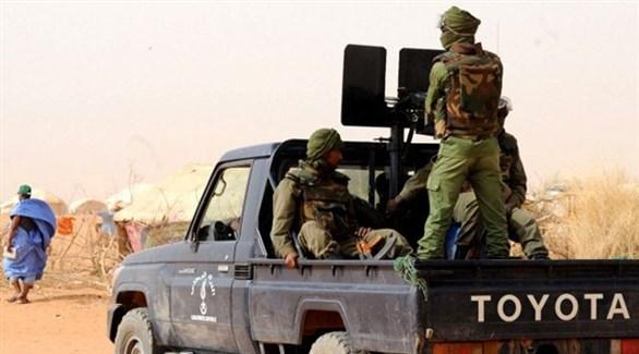 قوات أمنية موريتانية (أرشيف)
