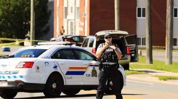 عنصر من جهاز الشرطة في كندا (أرشيف)