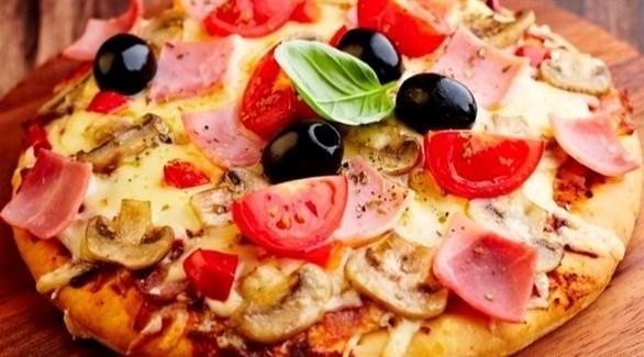 البيتزا الصحية: مزيد من الخضروات قليل من الدهون