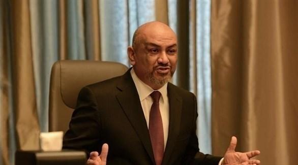 وزير الخارجية اليمني، خالد اليماني (أرشيف)