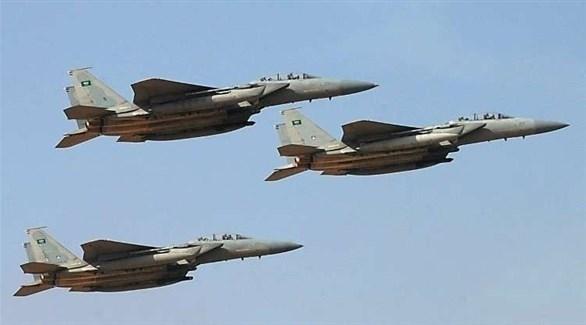 مقاتلات تابعة للتحالف في اليمن (أرشيف)