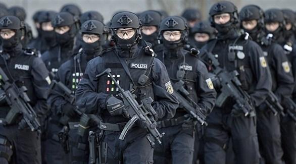 قوات أمنية ألمانية خاصة (أرشيف)