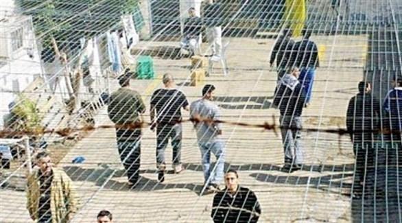 أسرى فلسطينيين (أرشيف)