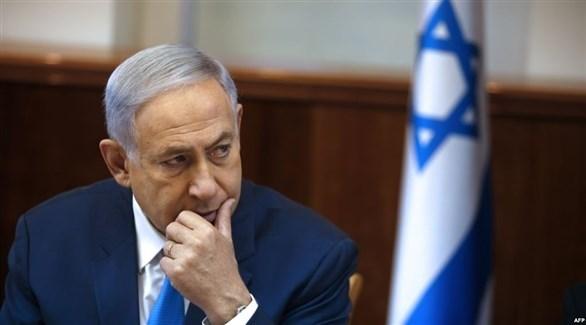 رئيس الوزراء  الإسرائيلي بنيامين نتانياهو (أ ف ب)