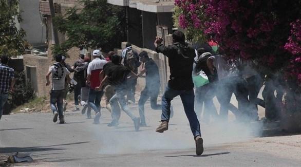 انتهاكات الاحتلال الإسرئيلي بحق الفلسطينيين في الخليل (أرشيف)