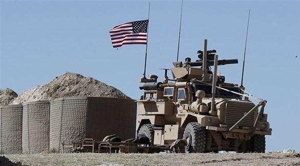 مدرعة أمريكية في سوريا (أرشيف)