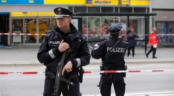 عkhصر من الشرطة الألمانية (أرشيف)