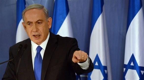رئيس وزراء الإسرائيلي بنيامين نتانياهو (أرشيف)