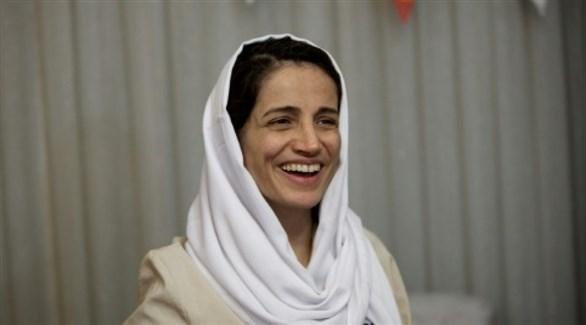 المحامية الإيرانية المعتقلة نسرين ستوده (أرشيف)