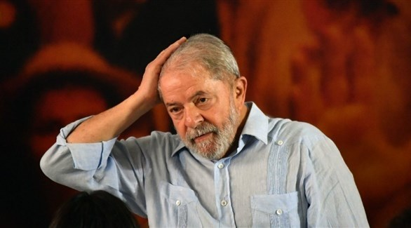 الرئيس البرازيلي السابق لويس إيناسيو لولا دا سيلفا (أرشيف)