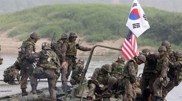 تدريبات عسكرية مشتركة بين سيؤول وواشنطن (أرشيف)