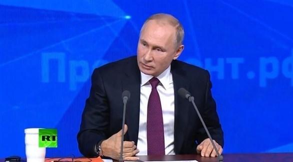 الرئيس الروسي فلاديمير بوتين (روسيا اليوم)