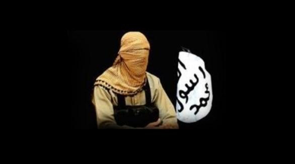 عنصر من داعش (أرشيف)