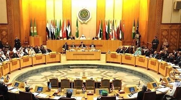 اجتماع سابق في جامعة الدول العربية (أرشيف)