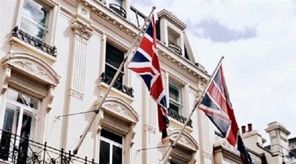 مبنى وزارة الخارجية البريطانية (أرشيف)
