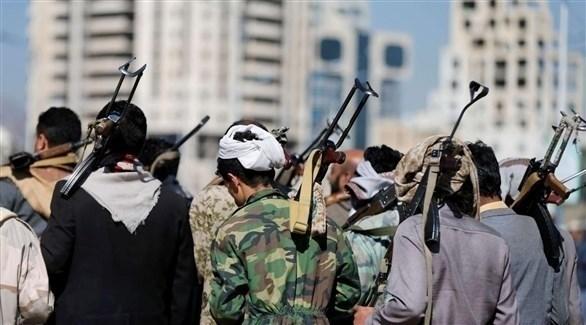 مسلحون من الحوثيين في اليمن (أرشيف)