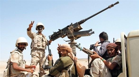 جنود في الجيش الوطني اليمني (أرشيف)