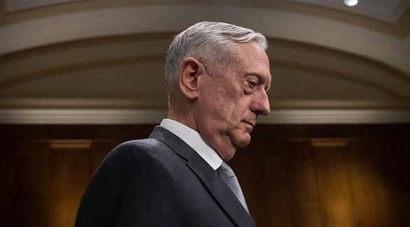 وزير الدفاع الأمريكي المستقيل جيمس ماتيس (أرشيف)