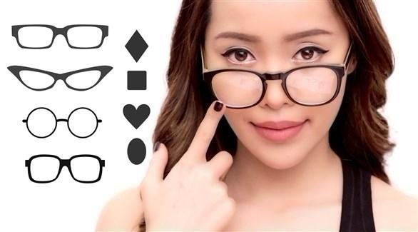 647941fc0 نصائح لاختيار النظارة الطبية المناسبة لوجهك