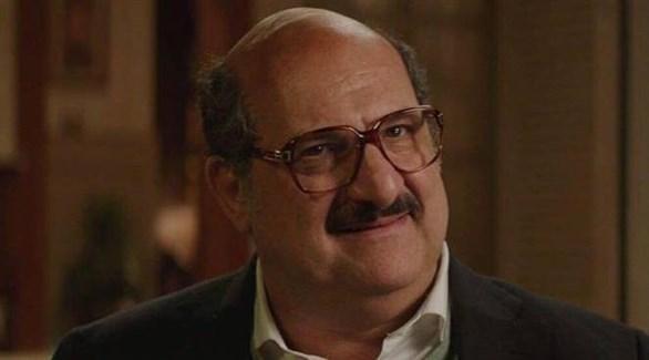 خالد الصاوي في مشهد من فيلم