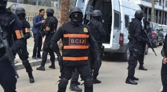 الشرطة المغربية (أرشيف)