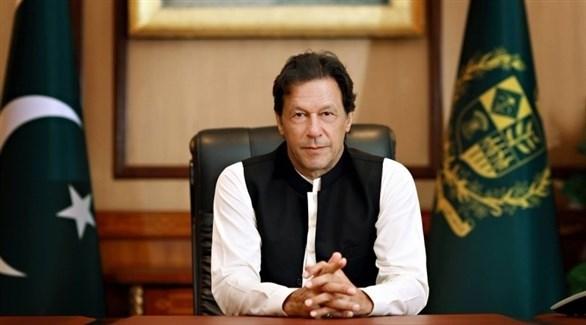 رئيس الوزراء الباكستاني عمران خان (وام)