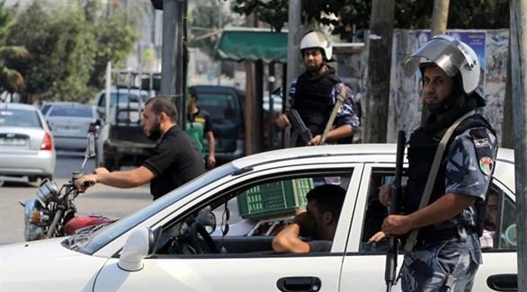 عناصر من شرطة حماس في غزة (أرشيف)