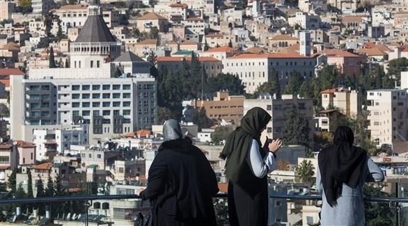 مدينة الناصرة المحتلة (أرشيف)