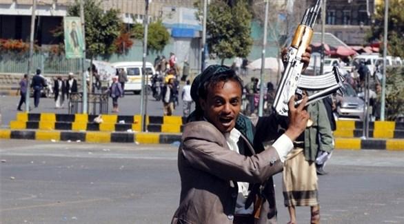 مسلح من ميليشيا الحوثي في صنعاء (أرشيف)